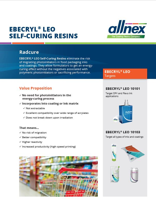 allnex - The coating resins company