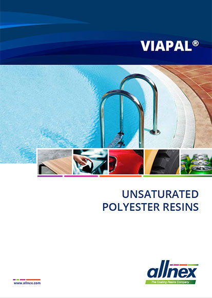 VIAPAL - Unsaturated Polyester Range